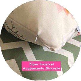 Capas Ziper Invisivel