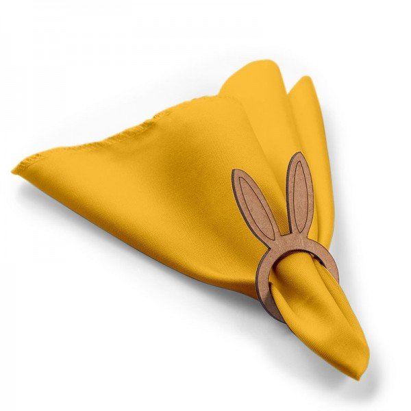pascoa orelha coelho amarelo