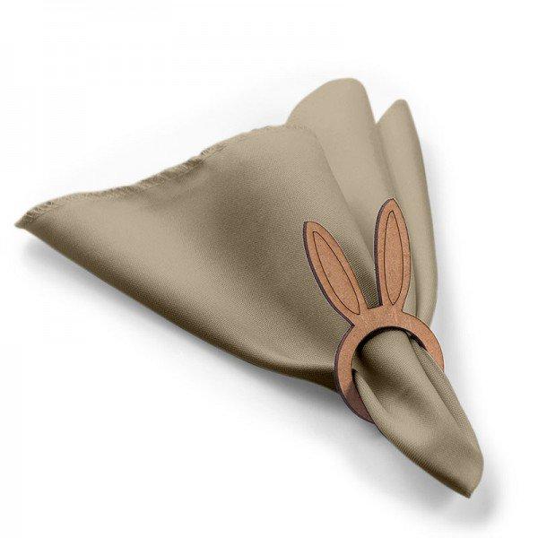 pascoa orelha coelho marrom