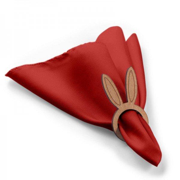 pascoa orelha coelho vermelho